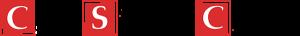 CSC logo zwart