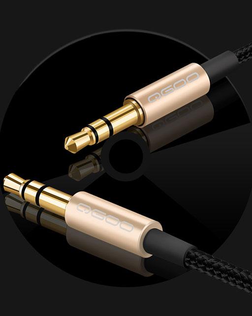 Car sound center kabels