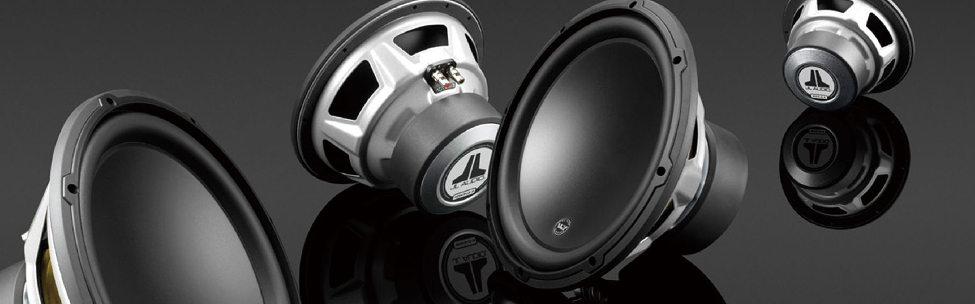 car sound center subwoofer
